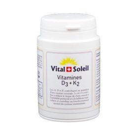 Complément en Vitamine D3 et K2