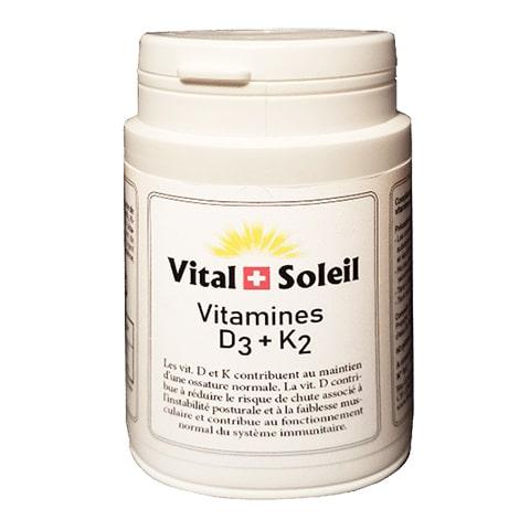 Complément en vitamine D et K