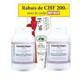 Collagène Chondroïtine Glucosamine