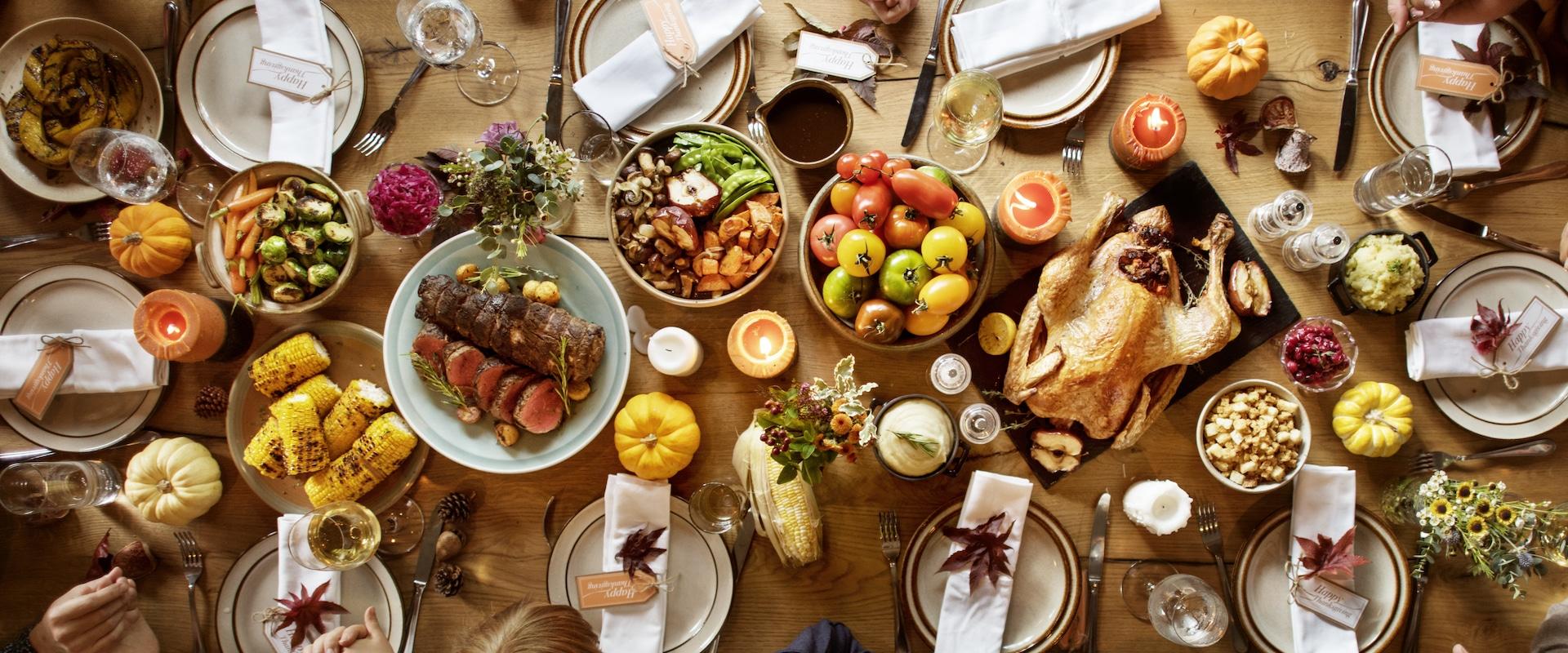 Ballonnements après grand repas
