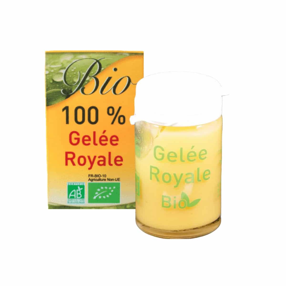 Gelée royale fraîche